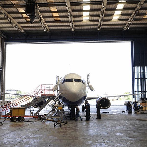FBO and Aircraft Maintenance at Jack Brooks Regional Airport