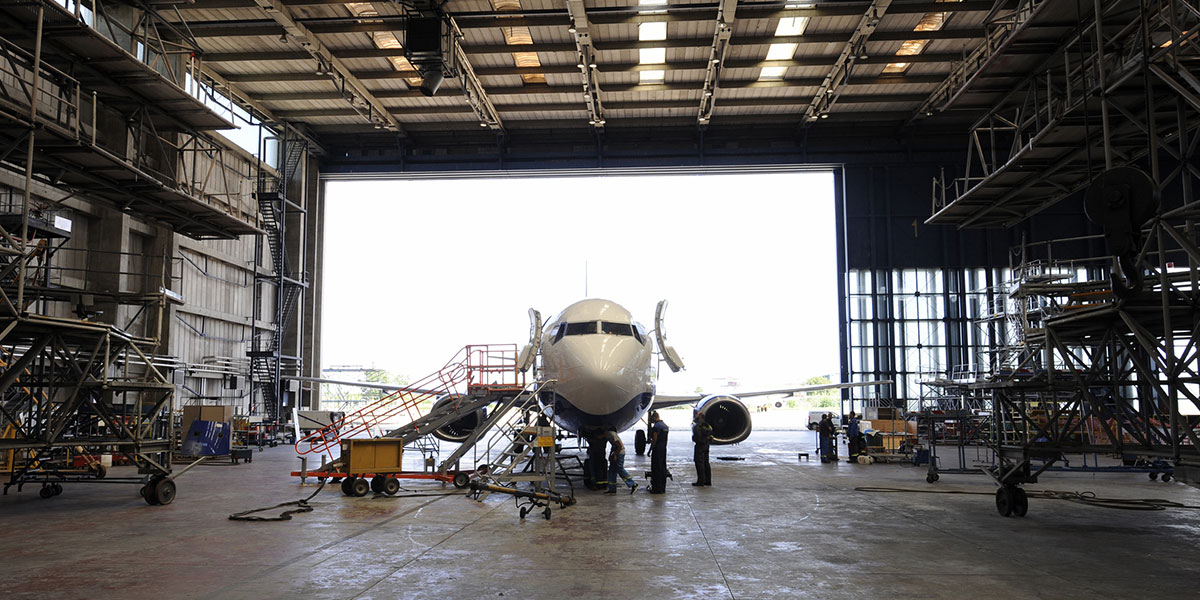 FBO & Aircraft Maintenance