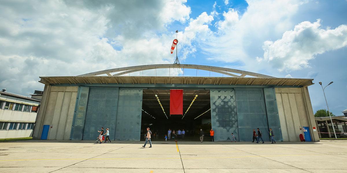 Hangar Development & Leasing Opportunities